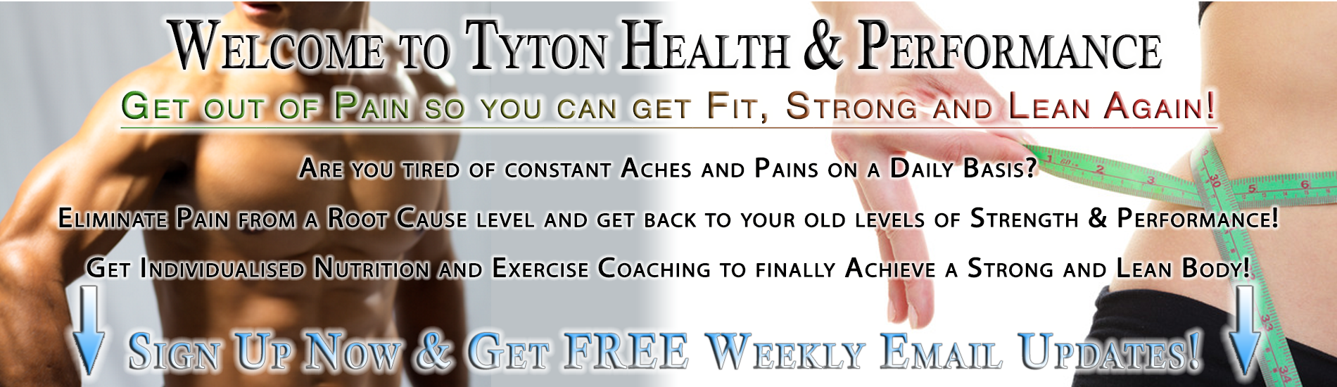 Welcome to Tyton Health & Performance